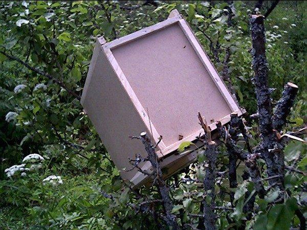 Готовая ловушка для пчел