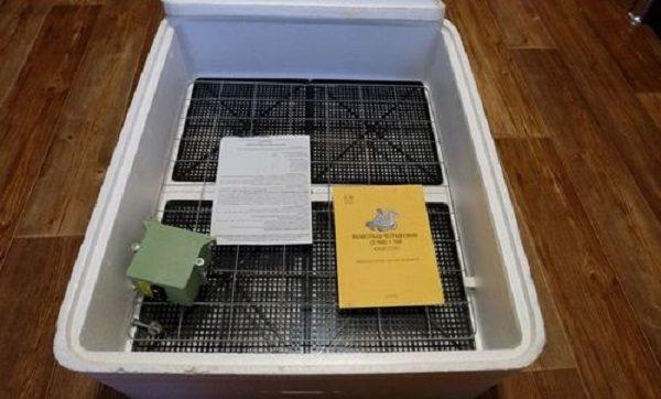 Инкубатор Пенопластовый Инструкция - фото 11