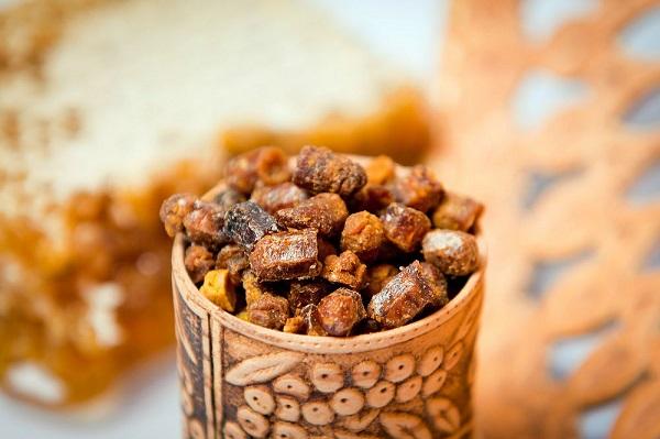 натуральная пчелиная перга