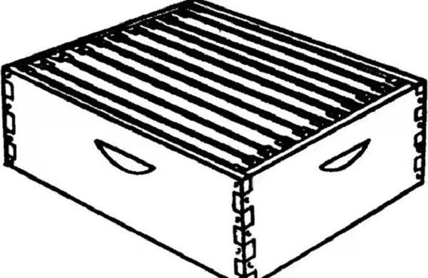 Схема разделительной решетки