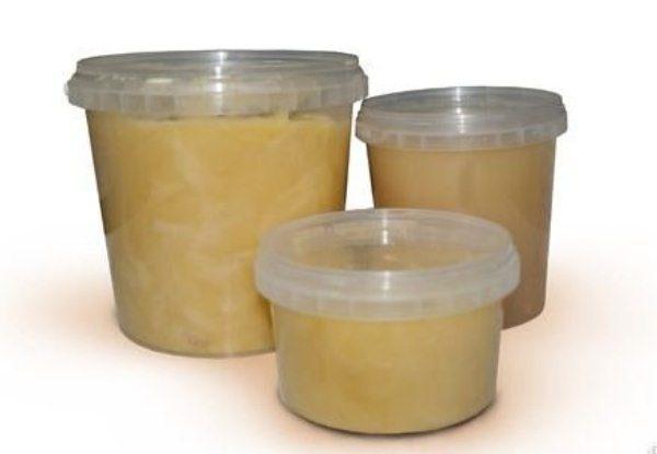 Рапсовый мёд в пластиковой таре