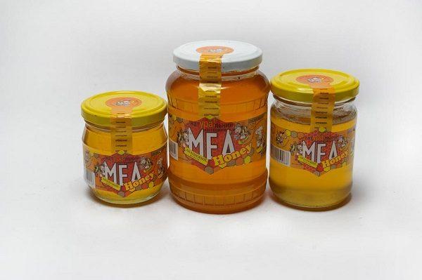 Правильное хранение магазинного акациевого меда