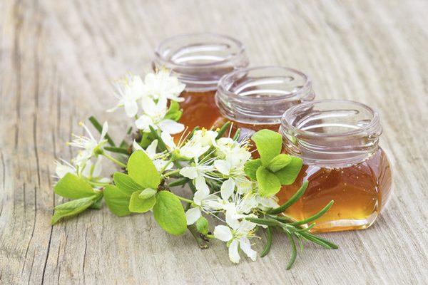 Лечебный акациевый мед