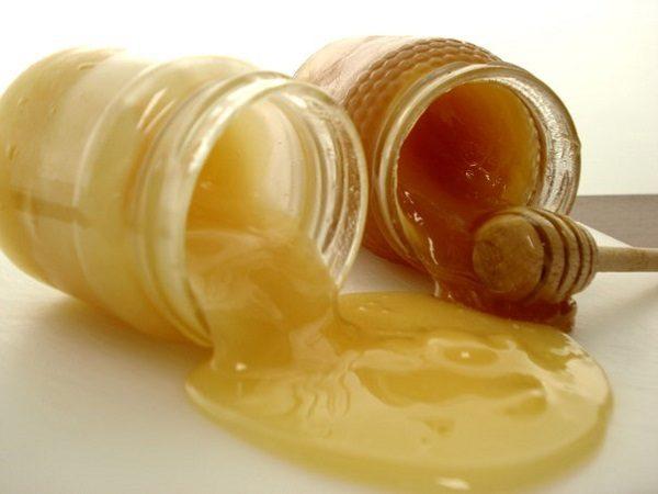 Засахаривание разного вида меда