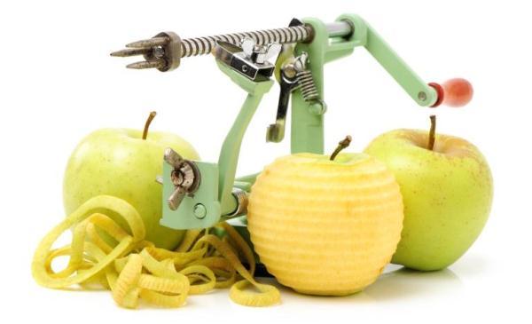 нож для очистки яблок