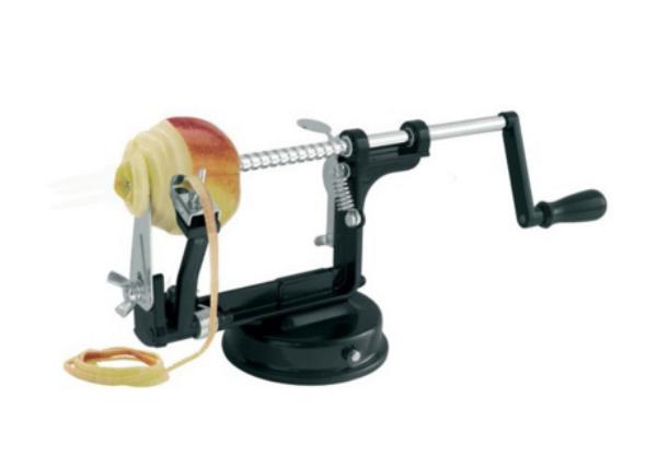 Машинка для чистки и резки яблок