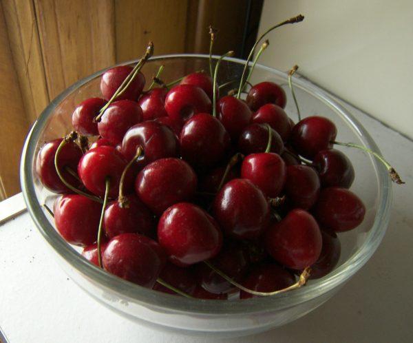 Урожай черешни Сэм