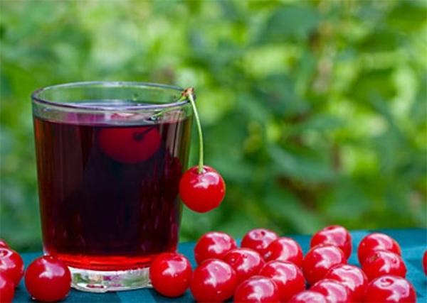 Вишневый сок полезен при простуде