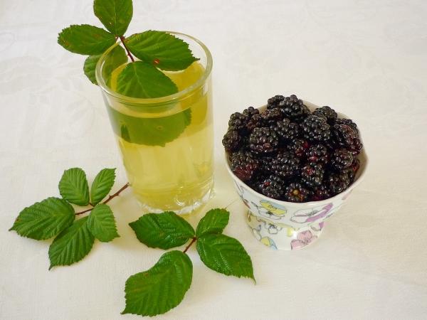 Листья, корни и плоды ежевики применяются при лечении множества заболеваний