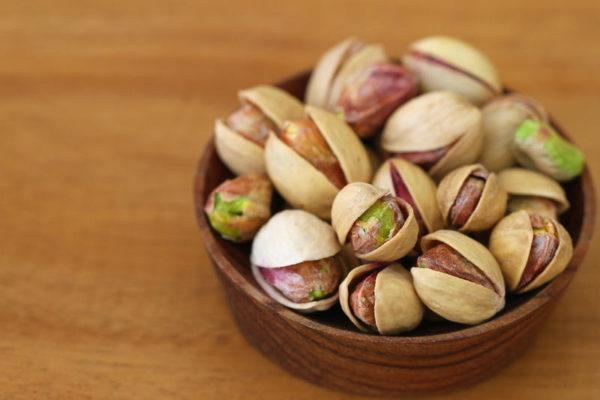 Фисташки - полезные орехи для мужского организма