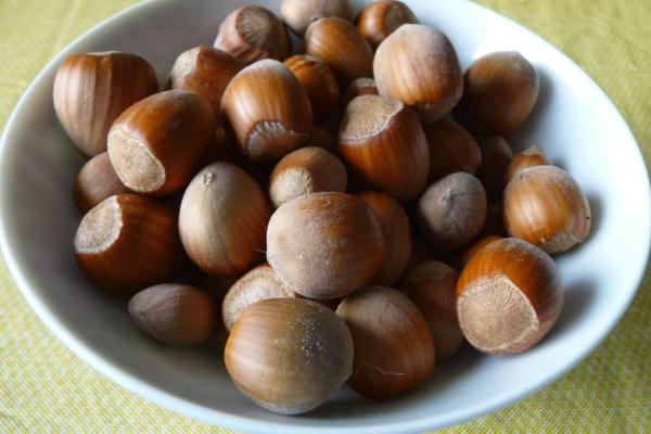 Фундукт содержит большое количество витамин и микроэлементов, полиненасыщенных жирных кислот, аминокислот