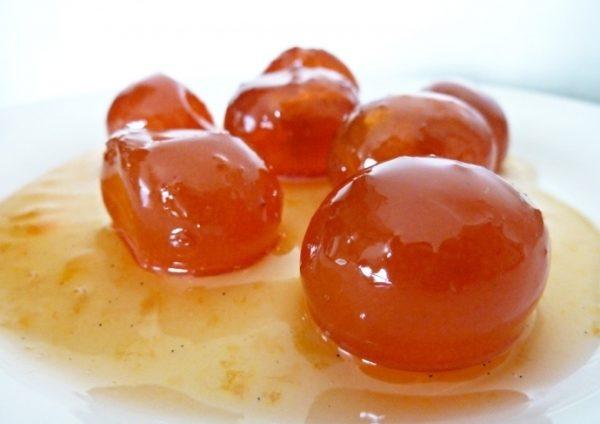 Варенье из китайских апельсин, кумкват