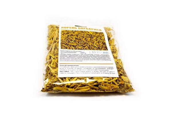 Корень барбариса содержит редкий алкалоид берберин, органические кислоты, витамины Е и С