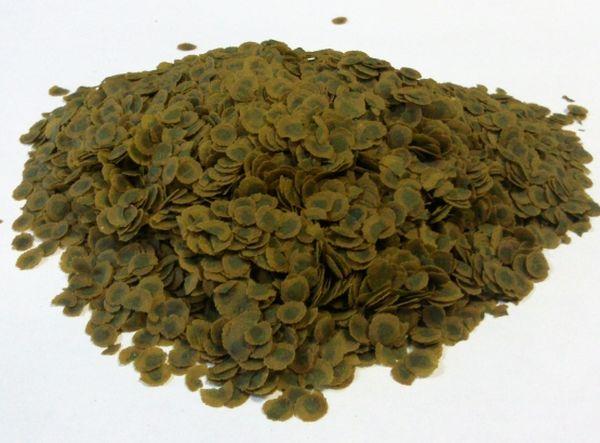 Сухуя ряску можно использовать в качестве зеленой подкормки