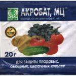 Для профилактики фитофтороза картофеля можно использовать препарат Акробат
