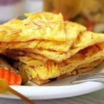 Картошка повсеместно популярна в кулинарии