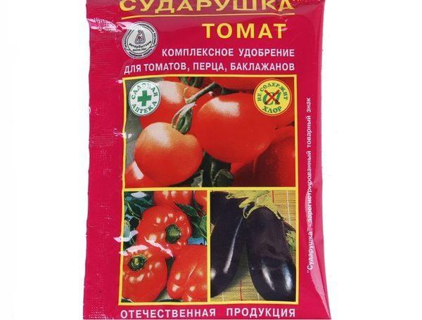 Комплексное удобрение для томата