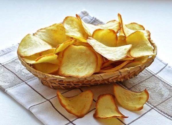 Картофель Колетте пригодный для переработки на чипсы