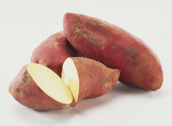 Клубни батата богаты полезными витаминами и микроэлементами