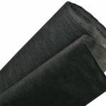 Черный нетканый материал - спанбонд