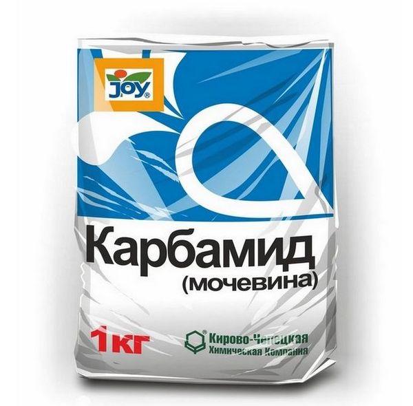 Карбамид - одна из лучших азотных подкормок
