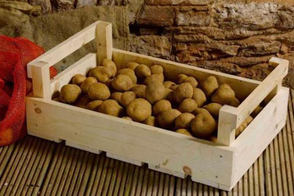 Как сделать закром для картошки 856