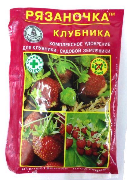 Для увеличения урожайности можно использовать раствор удобрения Рязаночка