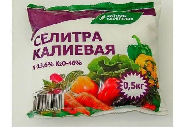 Калийное удобрение для картофеля