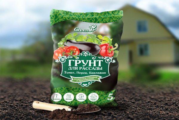 Готовая почвосмесь для выращивания рассады перца