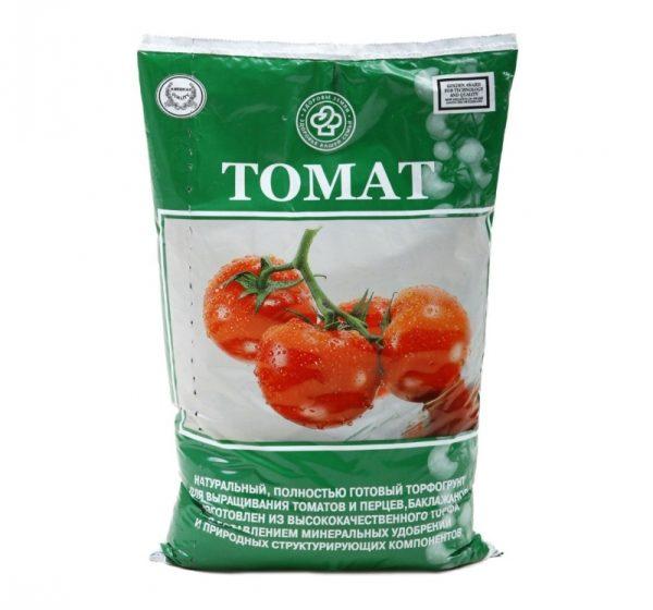 Торфогрунт для выращивания томатов