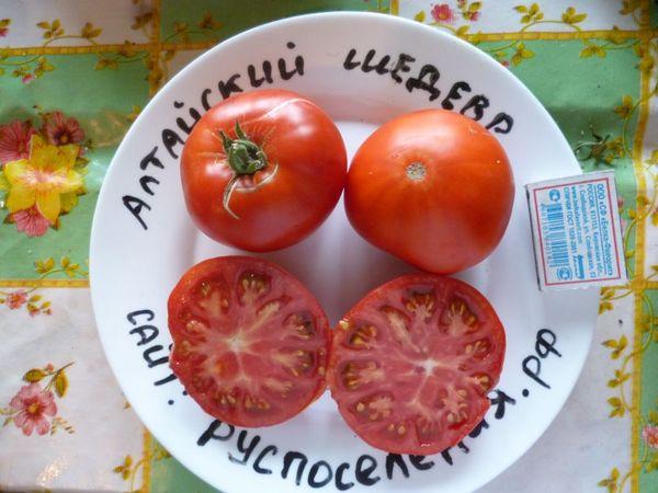 Средний вес плодов сорта - 400 грамм