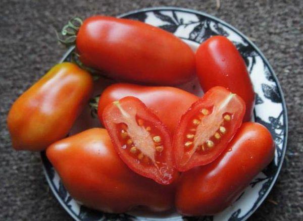 Средний вес плодов сорта - 50-70 грамм