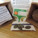 Выращивание рассады лучше всего производить в торфяных горшочках