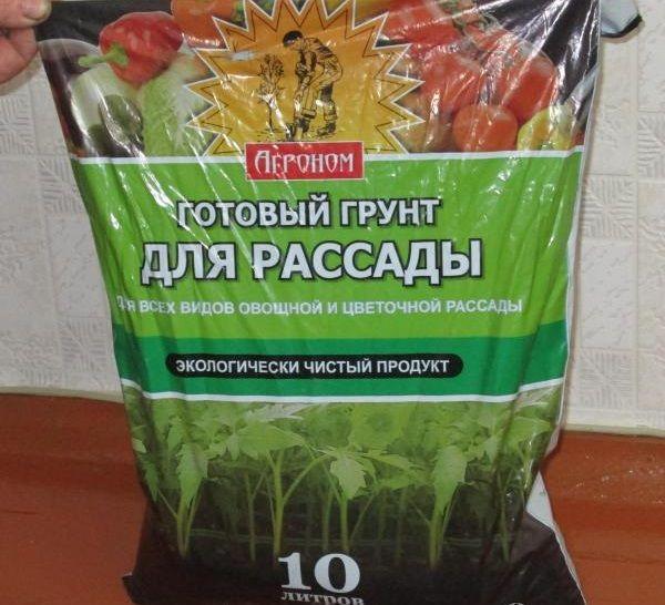 Подготовка почвы для посадки баклажан