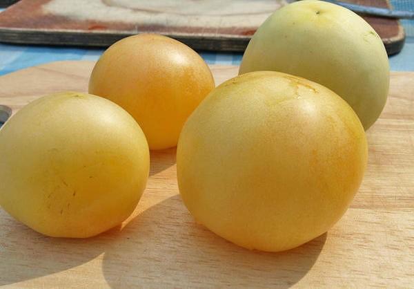 Томат сорт Персик