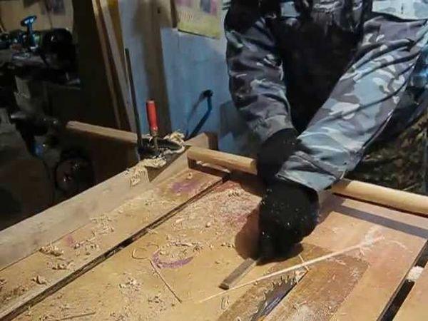 Изготовление колышков своими руками