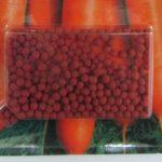Семена моркови в драже
