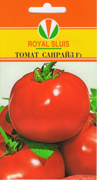 Описание и характеристика томата Санрайз