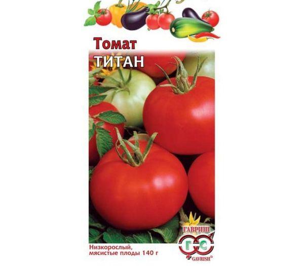 Семена помидора Титан