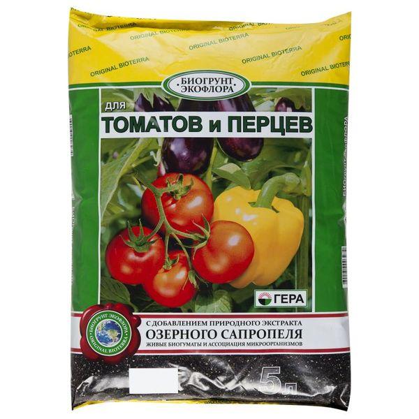 Земля для рассады томатов 12