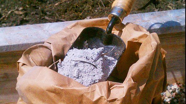 В борьбе с табачной мозайкой помогает древесная зола
