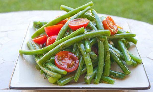 Зеленая фасоль относится к диетическим продуктам