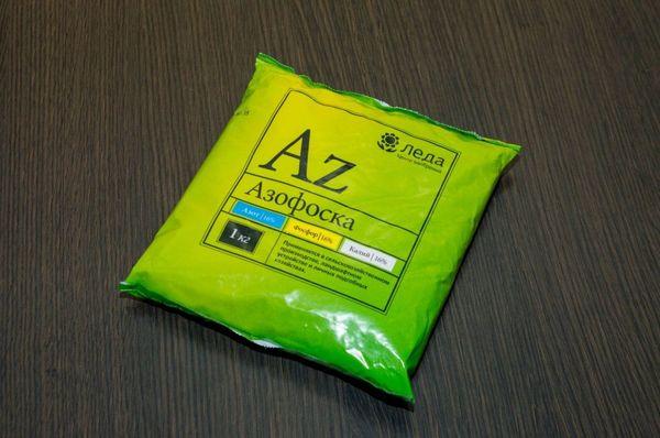 Азофоска токсична для человека, применять ее нужно строго по инструкции
