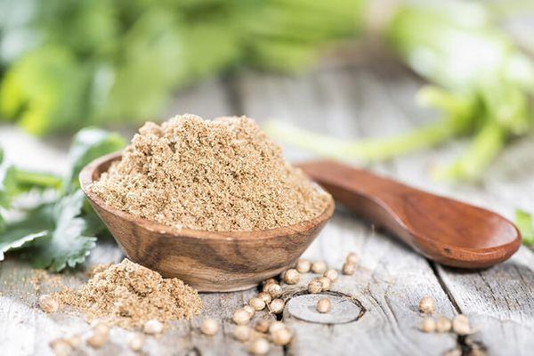 Древние греки использовали кориандр в качестве лечебного средства