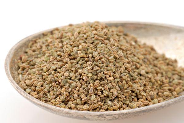 Настой семян сельдерея снимает боль при менструации