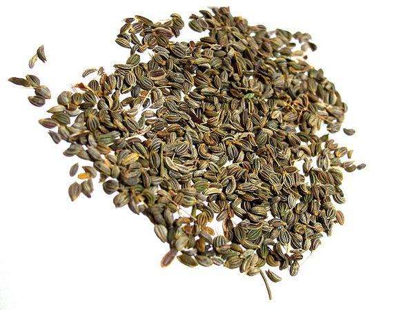 Семена петрушки используются в качестве мочегонного средства