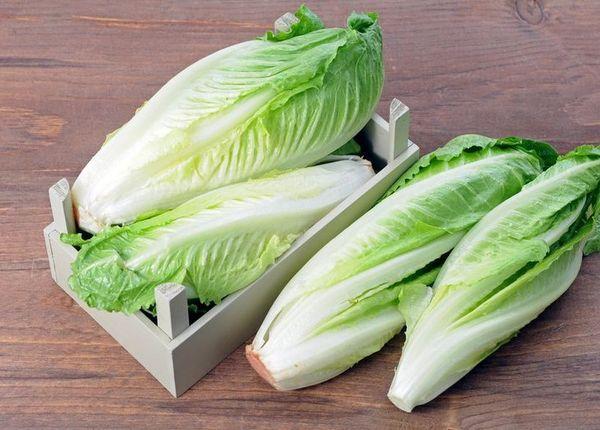 В 100 граммах зелени салата Ромэн содержится всего 17 ккал