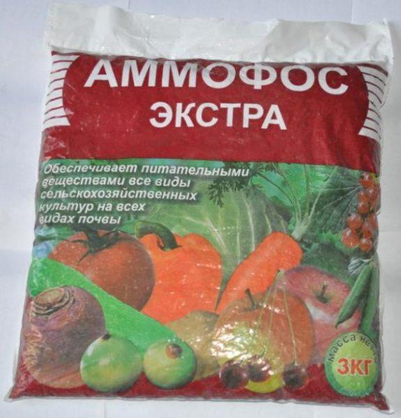 Удобрение Аммофос
