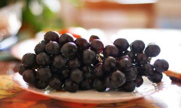 Как сохранить виноград на зиму