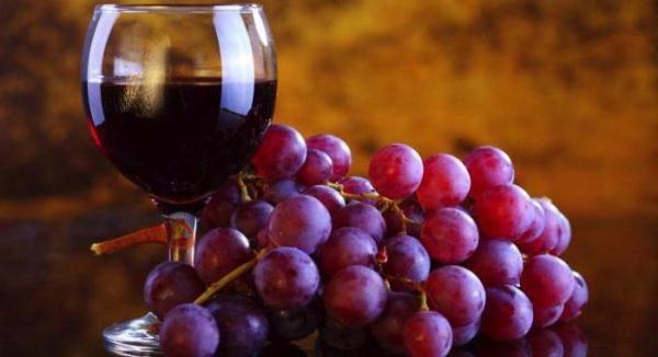 Вино из Лидии содержит много полезных веществ